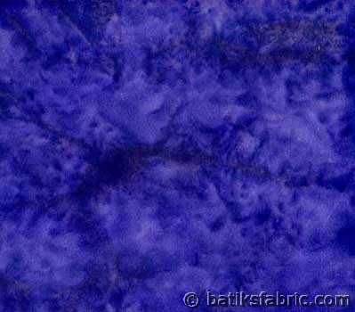 Navy Blue Batik Fabric | BMW17_760