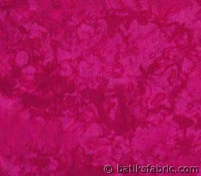 Dark Pink Batik Quilt Fabric | JMM26-2604