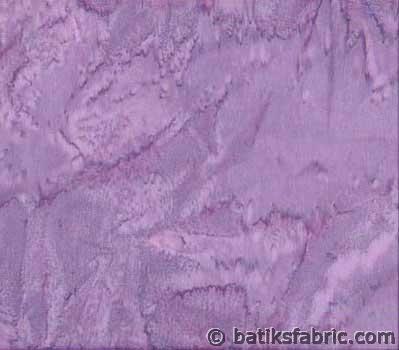 Medium Purple Color of  Quilt Batik Fabric